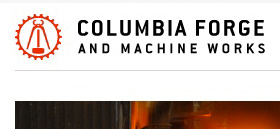 Columbia Forge Website & Identity