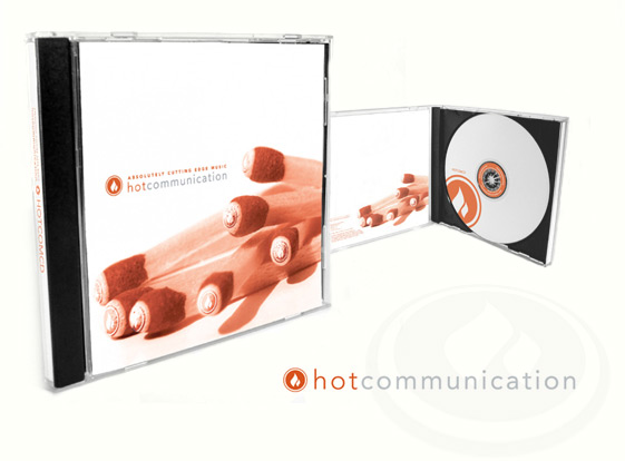 Hot Communication Music Publishing identity
