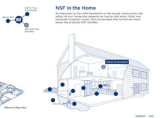 NSF Safetytown CD-ROM